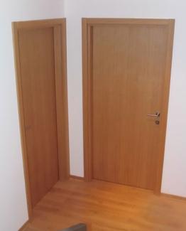 Furnirana vrata hrast Biot Francuska tik90 Stolarska radionica Tik Sremska Mitrovica