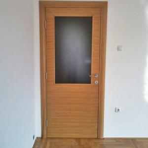 Furnirana sobna vrata tik90 Stolarska radionica Tik Sremska Mitrovica