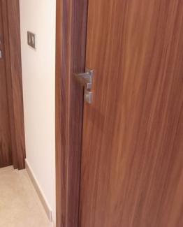 Furnirana vrata orah La Turbie Francuska tik90 Stolarska radionica Tik Sremska Mitrovica