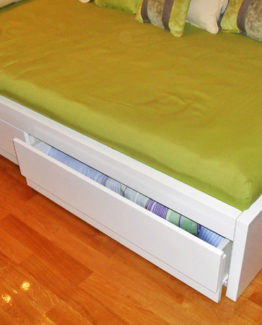 Krevet sa fiokama tik90 Stolarska radionica Tik Sremska Mitrovica
